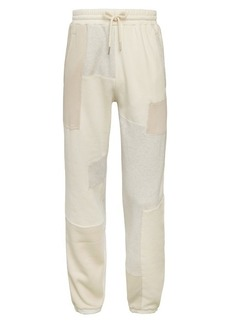 Ovadia & Sons Slim Patchwork Sweatpants