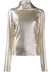 Paco Rabanne glitter effect sweater