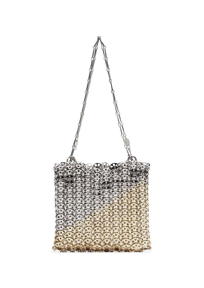 Paco Rabanne 1969 iconic metal shoulder bag