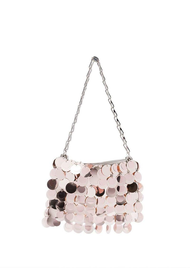 Paco Rabanne Disc embellished 1969 shoulder bag