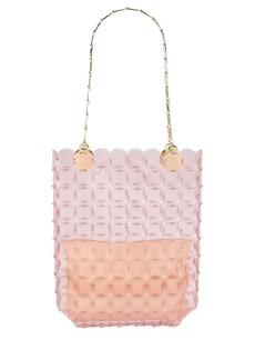 Paco Rabanne Disco Chain-Mail Tote Bag