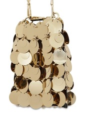 Paco Rabanne Mini 1969 Sparkle Shoulder Bag