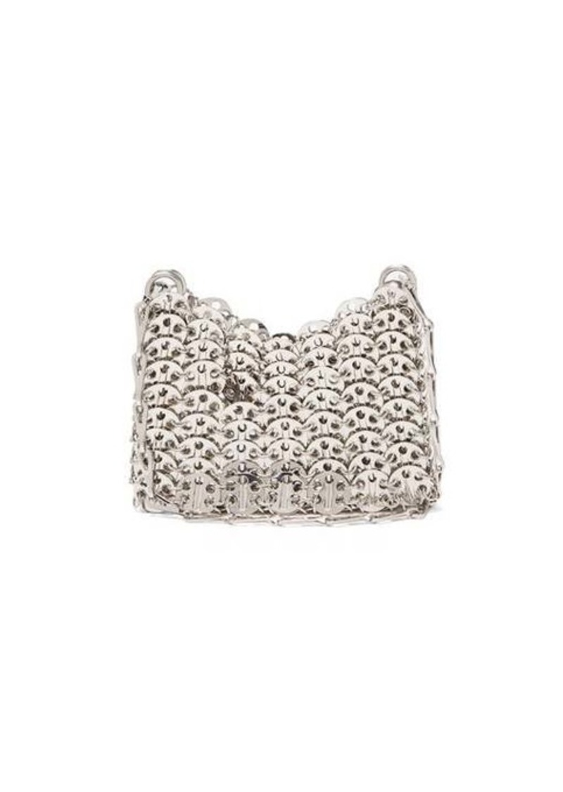Paco Rabanne 1969 Nano small chain shoulder bag
