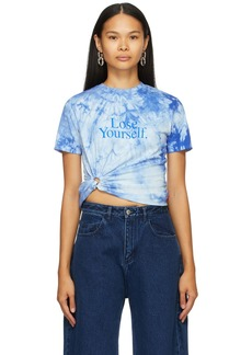 Paco Rabanne Blue Peter Saville Edition 'Lose Yourself' T-Shirt