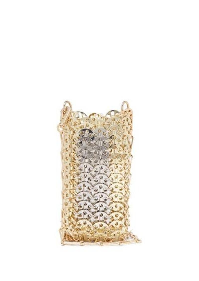 Paco Rabanne Iconic 1969 chain mini shoulder bag