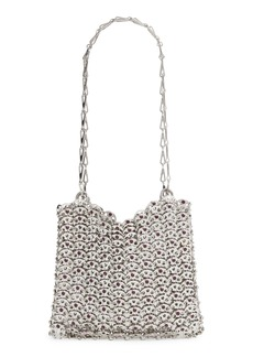 paco rabanne Small V055 Silver Psyche Shoulder Bag