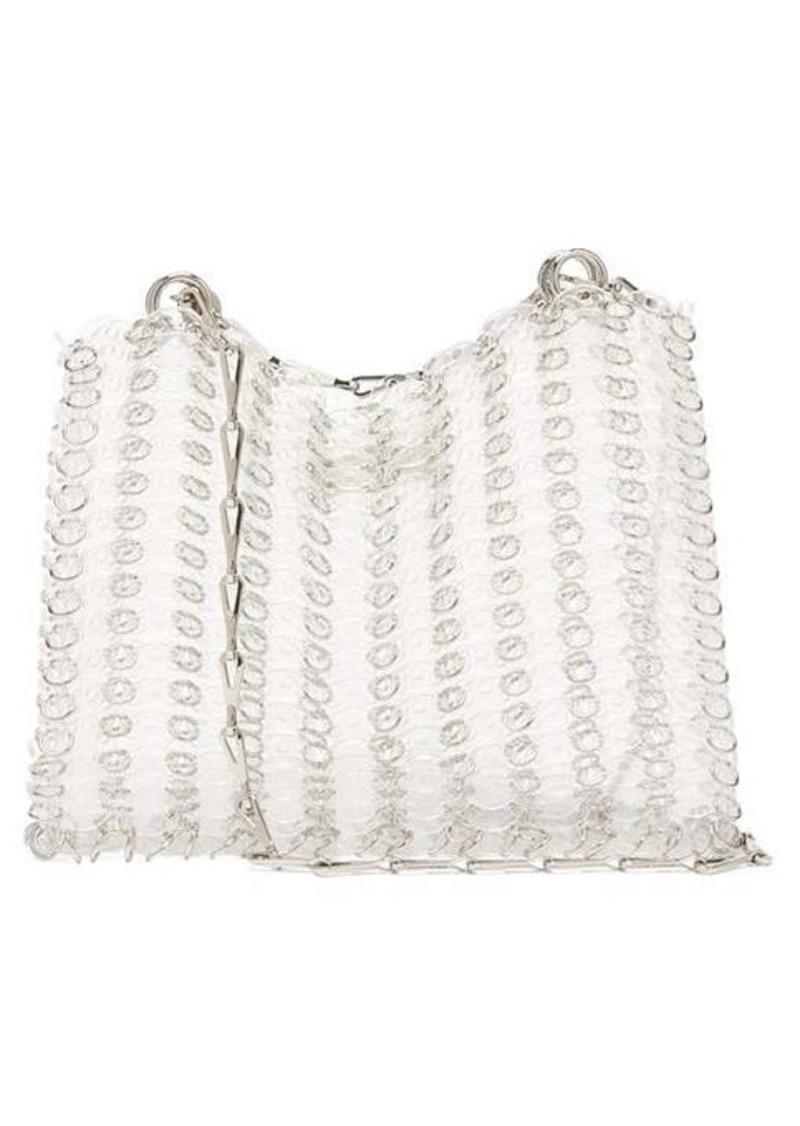 Paco Rabanne X Rei Kawakubo Iconic 1969 plastic shoulder bag