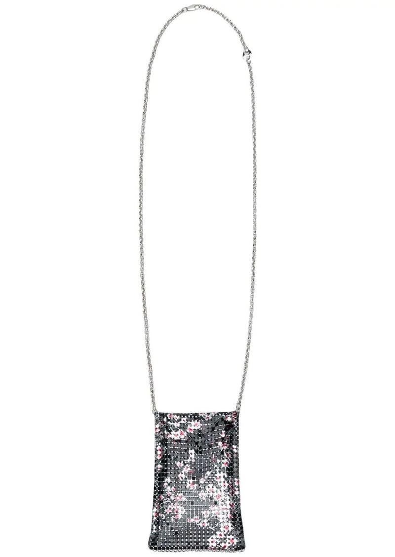 Sakura mini necklace bag