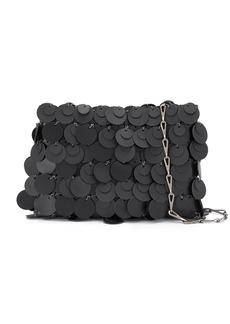Paco Rabanne sequin shoulder bag