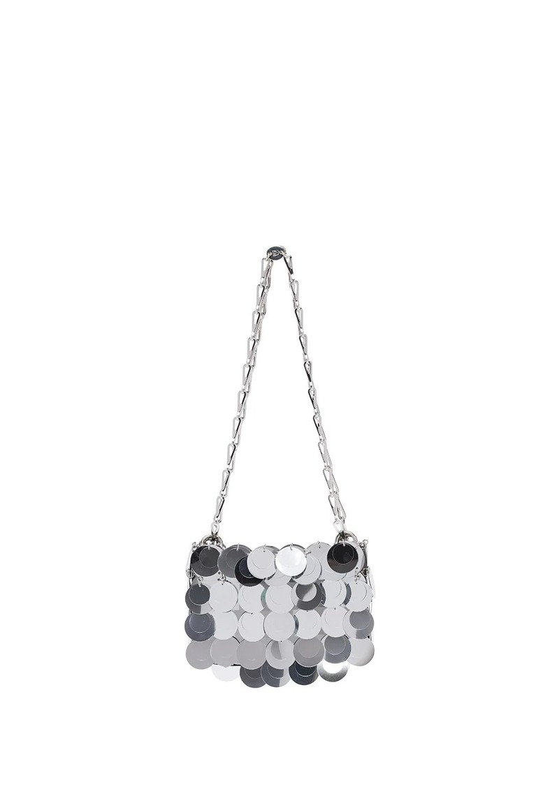 Paco Rabanne Iconic 1969 Sparkle shoulder bag