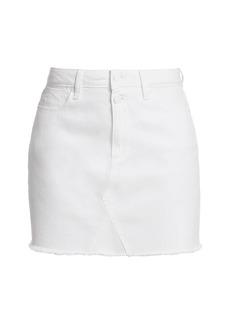 Paige Aideen Denim Skirt