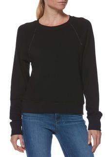 Paige Daytona Chain Trim Sweatshirt