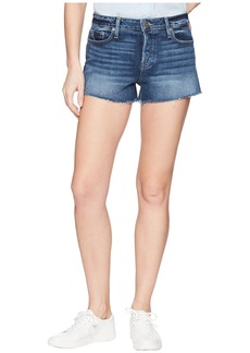 Paige Denim Emmitt Relaxed Shorts in Verdun