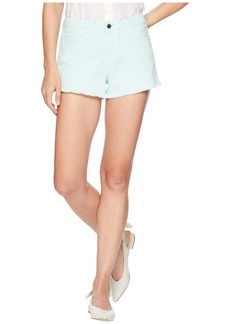 Paige Denim Emmitt Relaxed Shorts in Vintage Sea Breeze