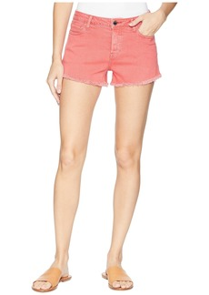 Paige Denim Emmitt Relaxed Shorts in Vintage Wildflower