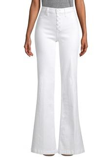 Paige Denim Genevieve Flare Jeans