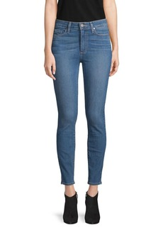 Paige Denim High-Rise Skinny Ankle Jeans
