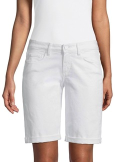 Paige Denim Jax Bermuda Shorts