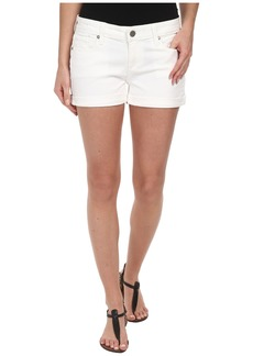 Paige Denim Jimmy Jimmy Short in Optic White