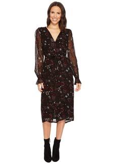 Paige Lilou Midi Dress