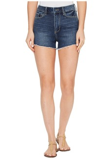Paige Denim Margot Shorts in Domino