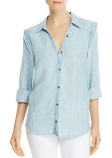 Paige Denim PAIGE Alia Chambray Shirt