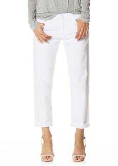 Paige Denim PAIGE Brigitte Crop Boyfriend Jeans (Crisp White)