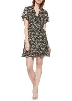 Paige Denim PAIGE Cardamom Wrap Dress