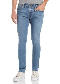 PAIGE Croft Skinny Fit Jeans in Keller
