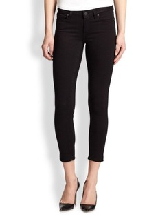 Paige Transcend Verdugo Cropped Skinny Jeans
