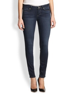 Paige Transcend Verdugo Skinny Ankle Jeans
