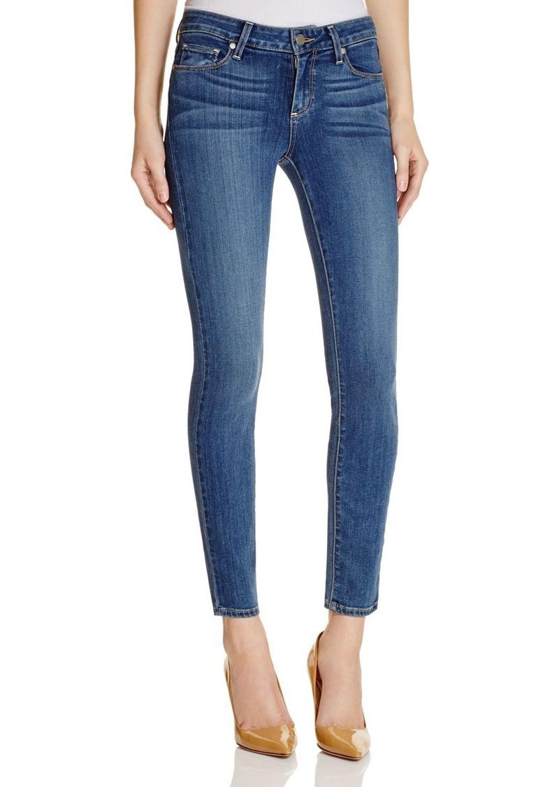 Paige Denim Verdugo Ankle Jeans in Tristan