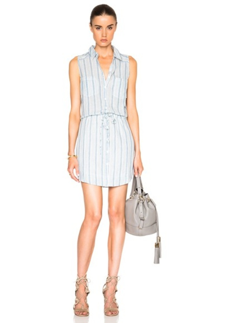 Paige Denim Yvonne Shirt Dress