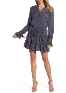 Paige Denim PAIGE Denisa Flounce Dress