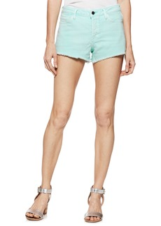 Paige Denim PAIGE Emmit Relaxed Denim Shorts (Vintage Breeze)