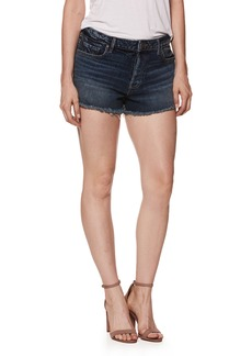 Paige Denim PAIGE Emmitt High Waist Cutoff Denim Shorts (Verdun)
