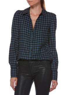 Paige Denim PAIGE Enid Check Shirt