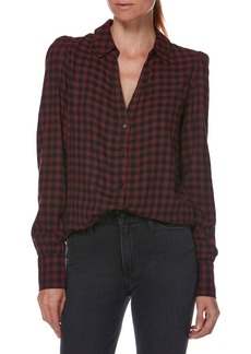 Paige Denim PAIGE Enid Check Shirt