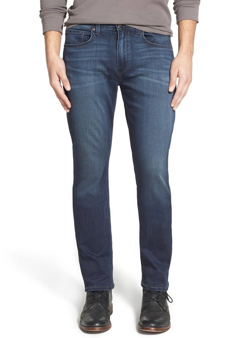 PAIGE 'Federal' Slim Straight Leg Jeans (Blakely)