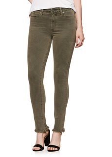 Paige Denim PAIGE Hoxton High Waist Ankle Skinny Jeans