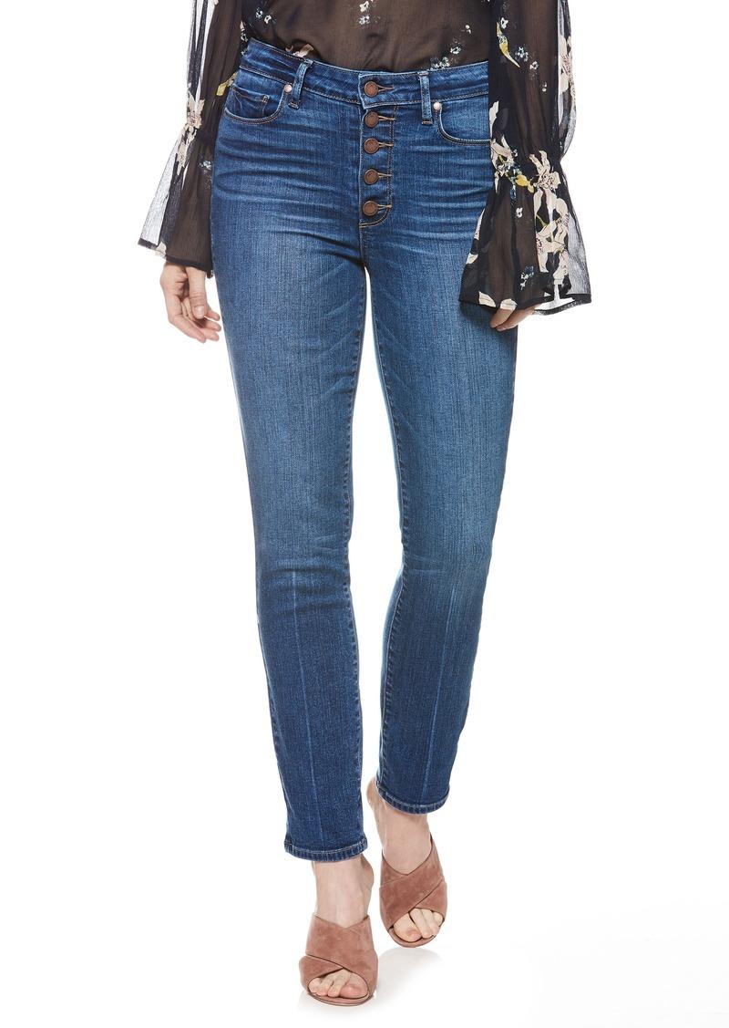 6aa7de588e9 SALE! Paige Denim PAIGE Hoxton High Waist Ankle Skinny Jeans (Salida)