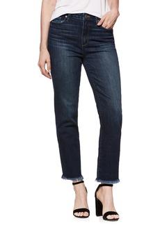 Paige Denim PAIGE Hoxton Transcend Vintage High Waist Ankle Straight Leg Jeans (Mazzetti)