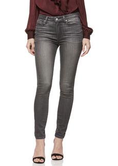 Paige Denim PAIGE Hoxton Transcend High Waist Skinny Jeans (Grey Peaks)