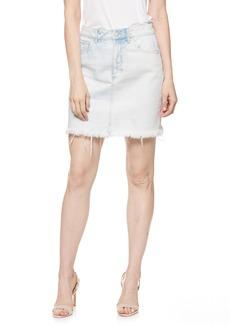 Paige Denim PAIGE Jamine High Waist Denim Skirt