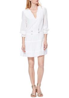 PAIGE Jaslene Long Sleeve Minidress