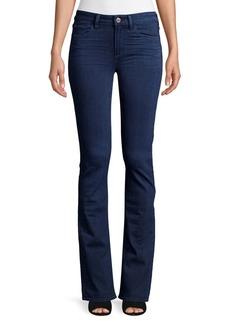 Paige Jeans Petite Mid-Rise Bootcut Jeans