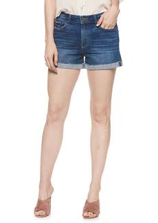 Paige Denim PAIGE Jimmy Jimmy Cutoff Denim Shorts (Selina)