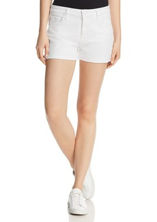 Paige Denim PAIGE Jimmy Jimmy Denim Shorts in Crisp White