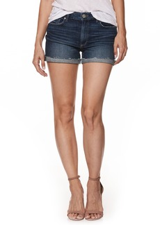 Paige Denim PAIGE Jimmy Jimmy Raw Cuff Denim Shorts (Kylen)