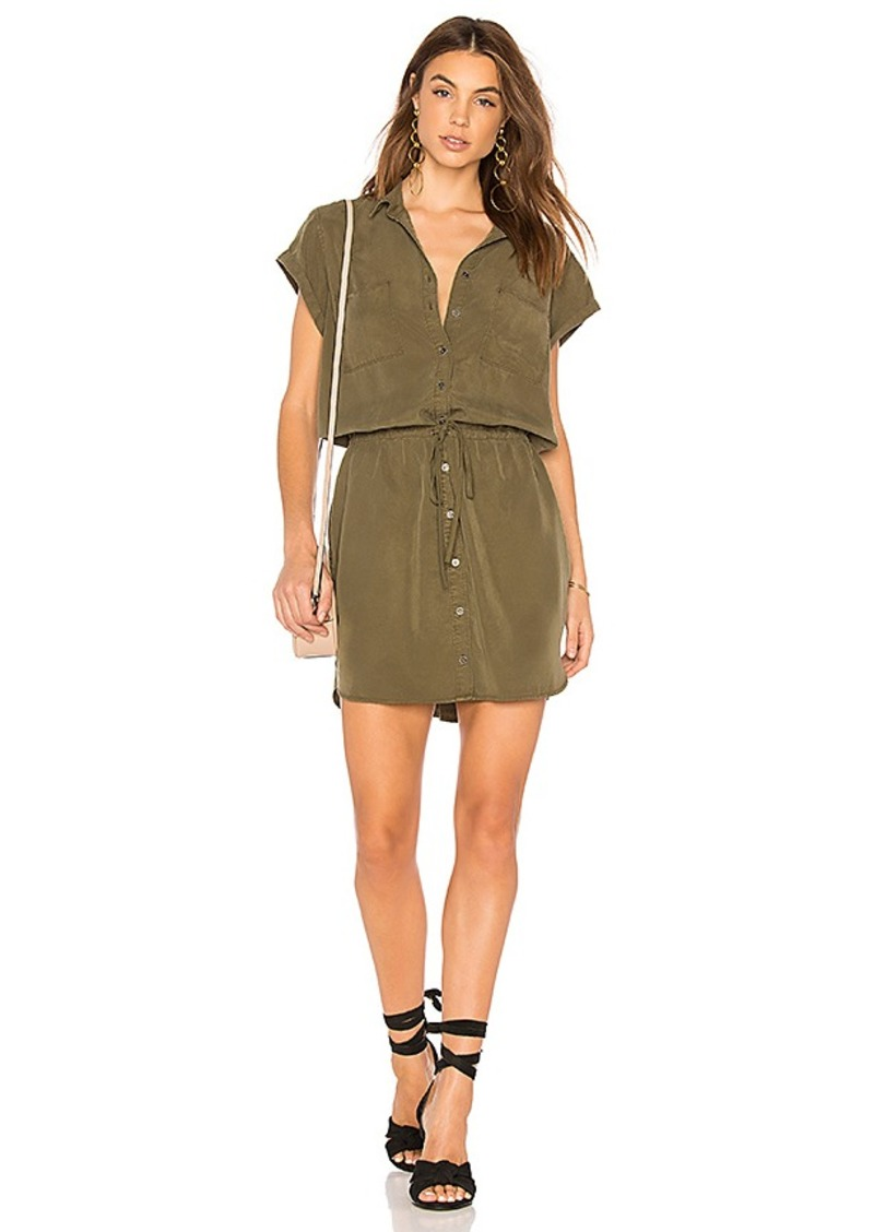 PAIGE Mila Shirt Dress